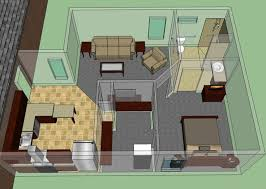 house plans with mother in law apartment with kitchen sophisticated one story house plans with mother in law suite images
