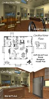 122 best open floor plans images on pinterest open floor plans spacious open kitchen with lunch counter craftsman style house plan number sg 1677
