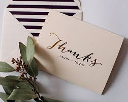 personalized thank you cards thank you card creative style personalize thank you cards wedding