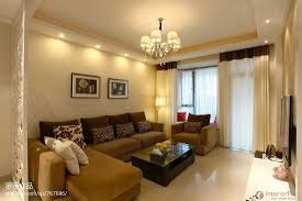unique style apartments living room interior design ideas cream