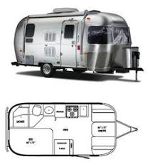 20 Foot Travel Trailer Floor Plans The Vintage Airstream Flying Cloud 19 U0026 20 Foot Travel Trailer