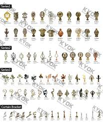 Metal Curtain Rods And Finials Elegant Modern Curtain Rod Finials Kids Curtain Rods End European