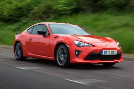 modified toyota gt86 eye searing toyota gt86 orange edition kick starts new club series