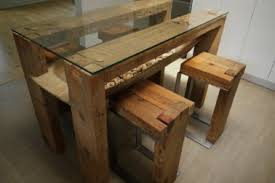 Rustic Wood Kitchen Tables - 9 top kitchen tables rustic build rustic kitchen table best home