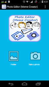 Meme Creator Free Download - photo editor meme creator for android free download on mobomarket