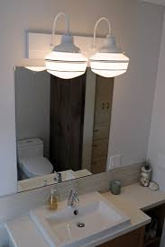 collegiate 2 light schoolhouse vanity lights barn electric for the