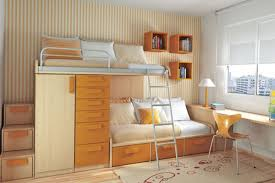 interior design teen boys modern space saving bedroom design