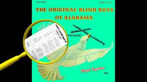 The Blind Boys From Alabama The Blind Boys Of Alabama