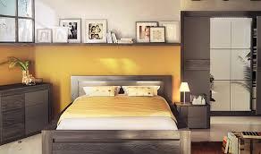 meuble de chambre adulte chambre adulte complète lodge coloris chêne anthracite et gris mat