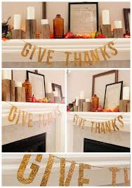 give thanks banner thanksgiving craft sugar bee crafts