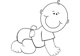 printable baby coloring pages coloring