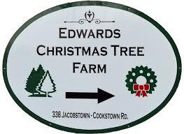 edwards christmas tree farm