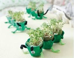 Gardening Craft Ideas Garden Crafts For Children By Isaac The Foodies