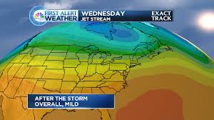 Jetstream Map A Mild End To October But A Cold Blast To Start November Www