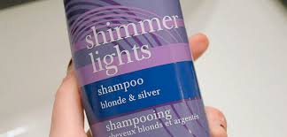 shimmer lights shoo before and after clairol shimmer lights purple shoo review 2018