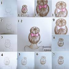 25 trending how to draw hair ideas on pinterest drawing hair