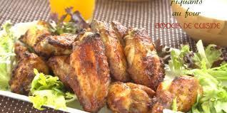 cuisiner des ailes de poulet ailes de poulet piquantes au four amour de cuisine