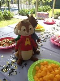 Alvin And The Chipmunks Christmas Ornament - 14 best alvin u0026 the chipmunks birthday party images on pinterest