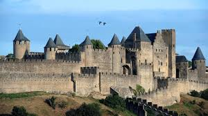 carcassonne carcassonne france the historic fortified city of carcassonne