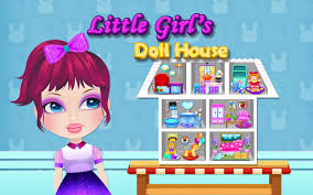 Cleaning Games For Girls Baby Doll House Girls Game Android Apps On Google Play