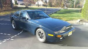 porsche 944 widebody recently restored 1983 porsche 944 for sale in bayville new