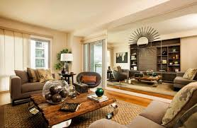 rustic living room furniture ideas with brown leather sofa decorating a country living room with chenille meliving 418af3cd30d3