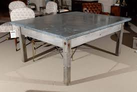 Zinc Top Bar Table Remarkable Zinc Top Bistro Table Zinc Top Bar Table Several Ideas