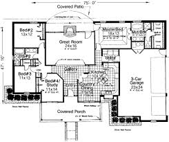 farmhouse style house plan 4 beds 2 baths 2078 sq ft plan 310