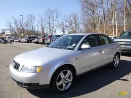 audi a4 2004 silver 2004 light silver metallic audi a4 3 0 quattro sedan 94920774