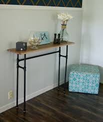 Contemporary Hallway Furniture by Hallway Furniture Simple Diy Narrow Table For Hallway White