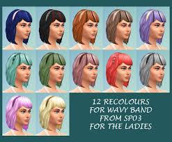 mod the sims 4 stuff pack hairstyles re