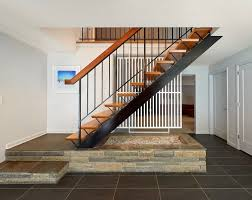 Banister Staircase Mid Century Stair Railing Staircase Midcentury With Midcentry