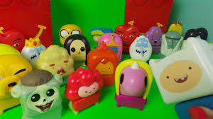 30 x adventure time mcdonald s happy meal toys with finn jake