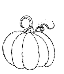 free printable pumpkin coloring pages kids