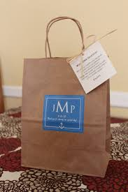 wedding hotel welcome bags items similar to wedding welcome bags hotel guest bag blue and
