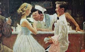 why the gospel is better than the world of norman rockwell lael
