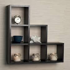 good box shelves on wall corner mount with tv shelving units shelf