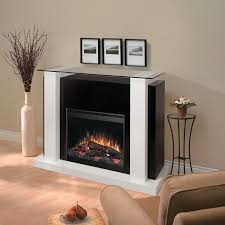 large electric fireplace nice elegant design of the interior