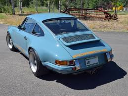 porsche old models driving a 500 000 singer customized porsche 911 ruins every other