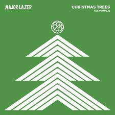 major lazer christmas trees feat protoje by major lazer