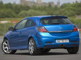 opel ford astra opc