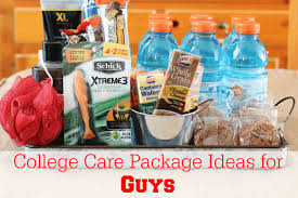college care packages college care package ideas for guys the how to home