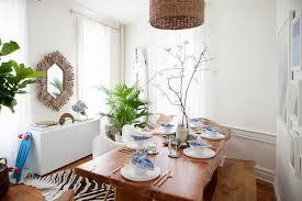 Dining Room Linens Dining Room Makeover By Brynn Elliott Watkins Domino
