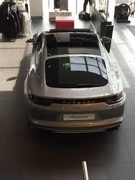 silver porsche panamera 2017 panamera 4s gt silver w black chalk rennlist porsche