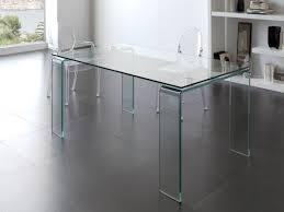 Table Salle A Manger Verre Design by Table De Salle à Manger Transparent Comparez Les Prix Avec Twenga