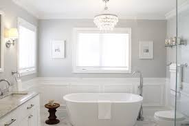 bathroom color schemes gray white wood blinds dark wood bathroom
