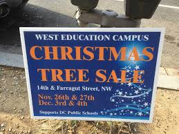 new columbia heights want to buy a christmas tree here are a few