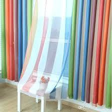 childrens bedroom blackout curtains elegant rainbow curtains