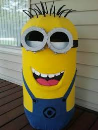 Minion Halloween Costumes Kids Coolest Homemade Despicable Minions Costume Costumes