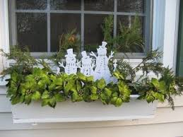 Christmas Decorations For Window Boxes by 279 Best Window Boxes Images On Pinterest Windows Christmas